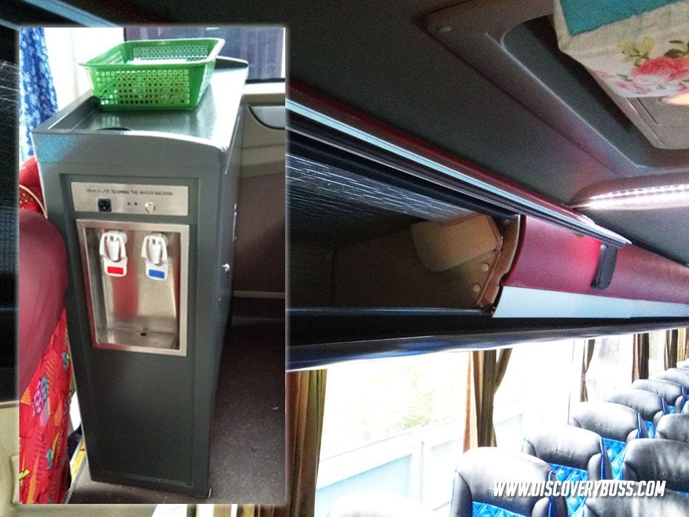 Interior Big Bus 48