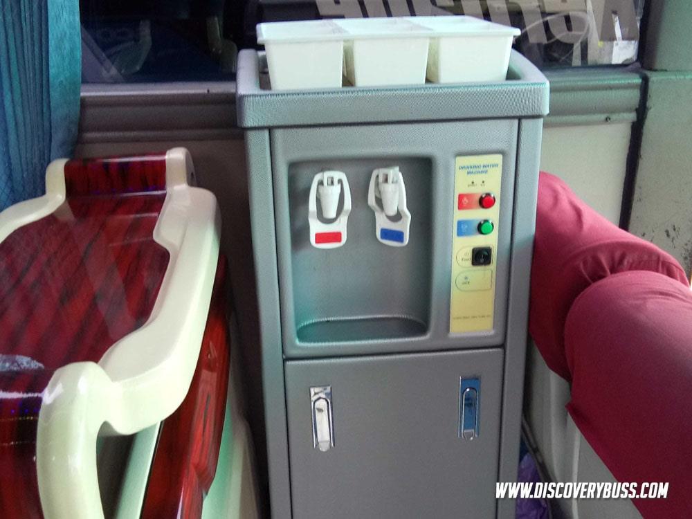 Dispenser bus