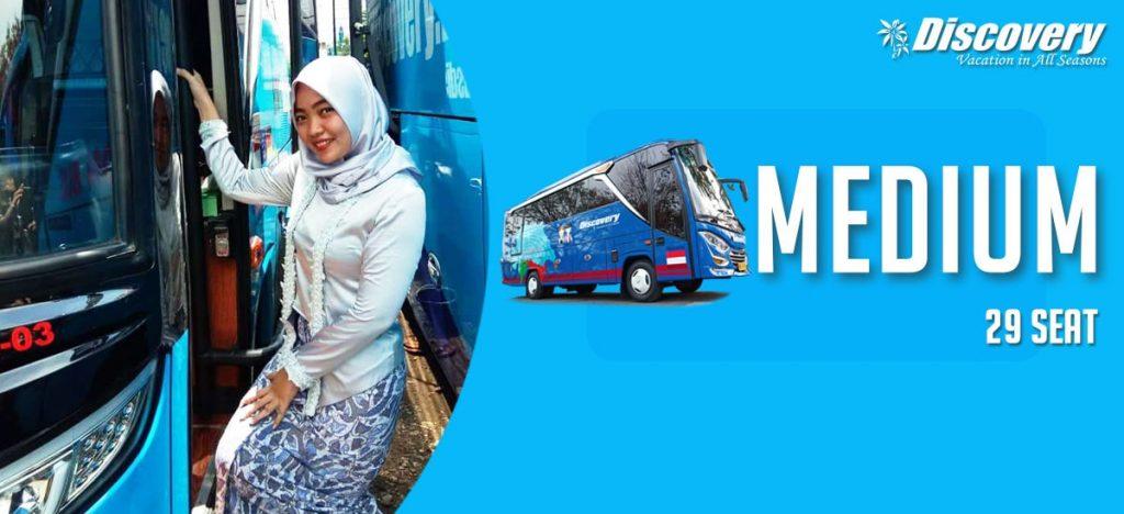 Medium Bus 29 Seat