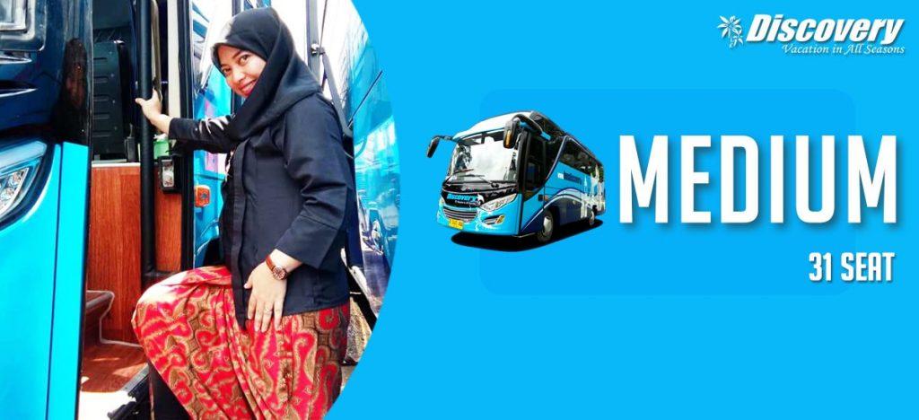 Medium Bus 31 Seat