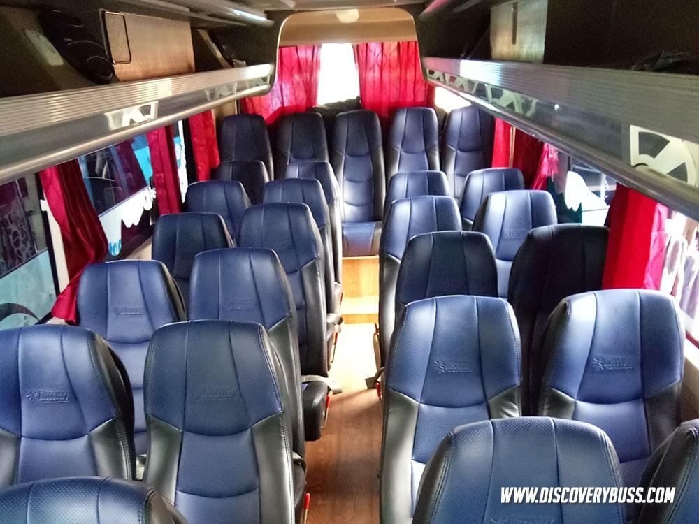 Interior Bus Medium