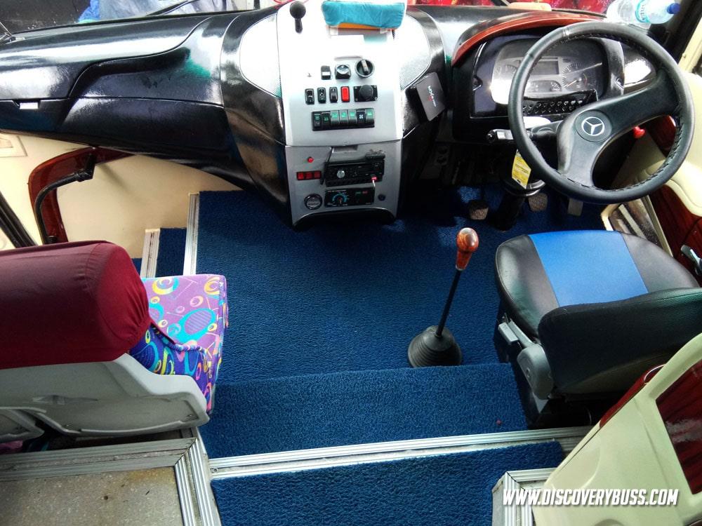 Dashboard Bus