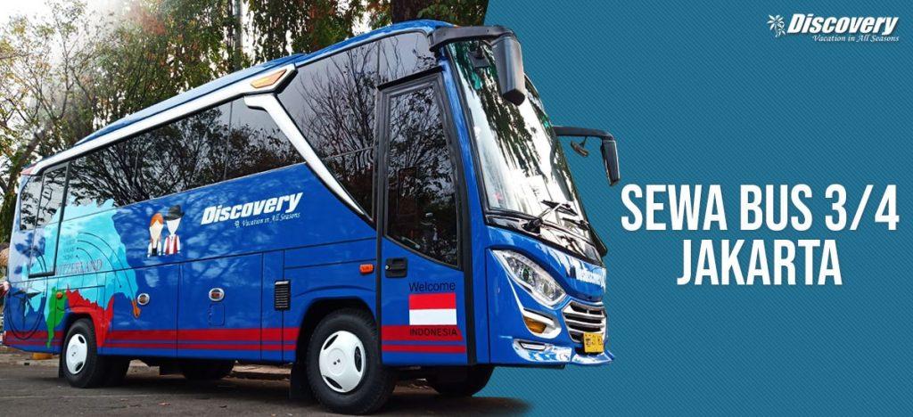 Sewa Medium Bus 3/4 Jakarta