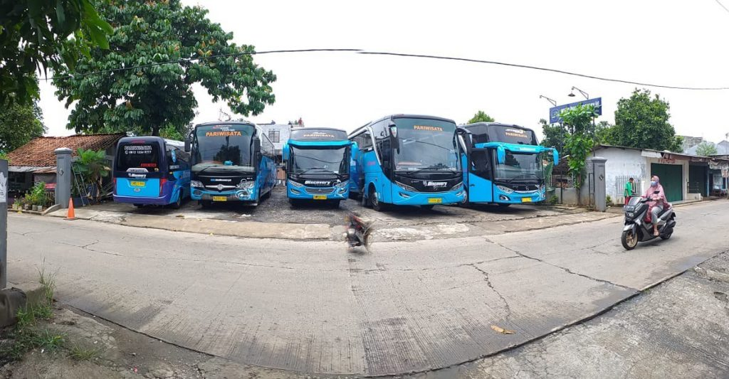 Tarif Sewa Bus Pariwisata