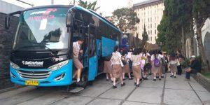Sewa Bus Pariwisata Di jakarta Selatan